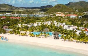 A bird's-eye view of Jolly Beach Resort & Spa