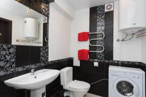 Ванная комната в Apartment Il'icha