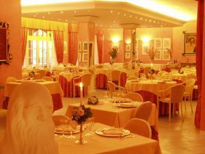Ресторан / где поесть в Hotel Villa Leri SPA