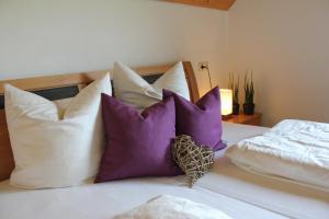 Ein Bett oder Betten in einem Zimmer der Unterkunft Apartment Magdalena