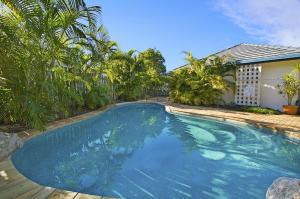 The swimming pool at or near 44 Cooran Court