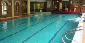 The swimming pool at or near Jackson's Hotel & Leisure Centre