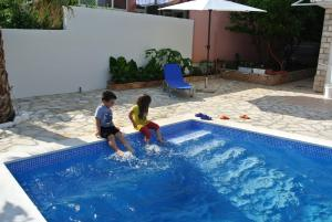 The swimming pool at or close to Apartments Priko