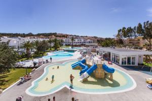 Aquapark w aparthotelu lub w pobliżu
