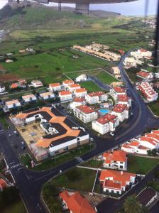 A bird's-eye view of Paraiso Dourado