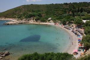 A bird's-eye view of Princessa Riviera Resort
