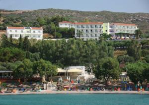 The swimming pool at or close to Princessa Riviera Resort