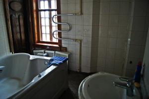 Ванная комната в Апартаменты у озера