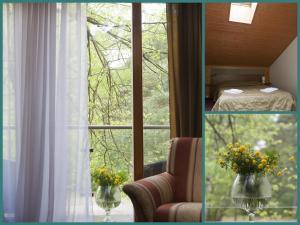 Część wypoczynkowa w obiekcie Palanga Park Hotel, Tubinas Hotels