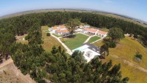 A bird's-eye view of Casas da Lupa