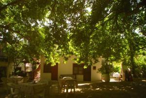 Un restaurant sau alt loc unde se poate mânca la Armonia Samothraki Rooms