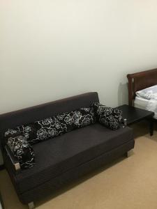A seating area at Talofa Inn