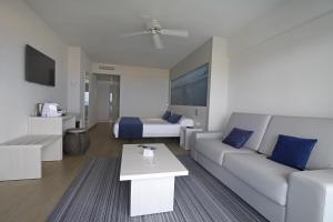 Zona de estar de Tonga Tower Design Hotel & Suites
