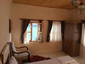 A seating area at Sahan Tas Konak Hotel