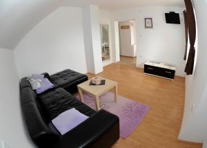 Posezení v ubytování Apartments Žugec