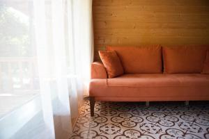 A seating area at Ekinoks Hotel - Adults Only