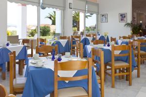 Ресторант или друго място за хранене в Palatino Hotel