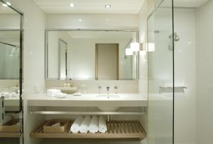 A bathroom at Crown Promenade Melbourne