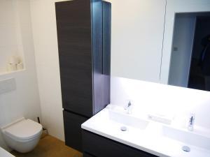 A bathroom at Residentie Sweetnest