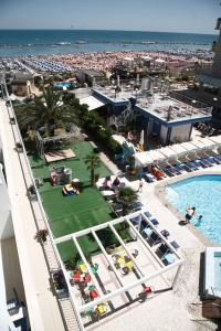Vue panoramique sur l'établissement Hotel Splendid Mare
