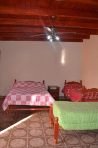 A bed or beds in a room at Hostel Don Benito