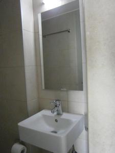 Ванная комната в Atlantis Hotel