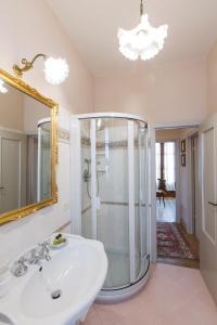 A bathroom at Appartamenti Belvedere