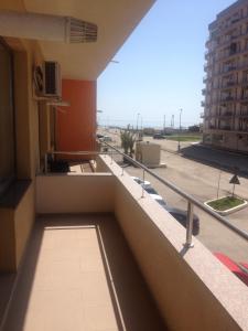 Un balcon sau o terasă la Studio Apartment Sofia