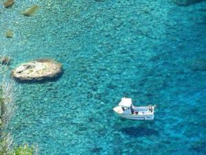 Vista aerea di B&B Al Chiaro Dei Loy