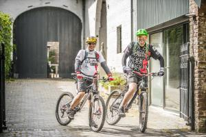Cycling at or in the surroundings of B&B Le Rêve Maastricht