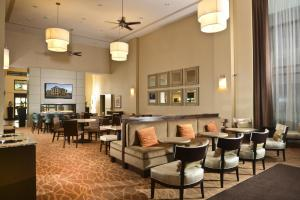 A restaurant or other place to eat at Homewood Suites by Hilton Palo Alto