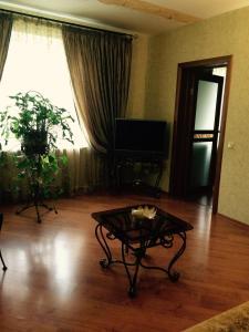 Телевизор и/или развлекательный центр в Гостиница Классик
