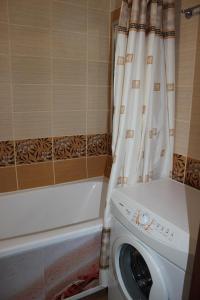 Ванная комната в Apartment on Grazhdanskiy 114 K1