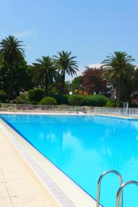 The swimming pool at or near La Graziosa