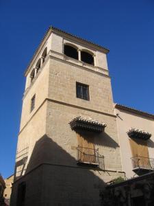 Edificio en el que se encuentra la residencia de estudiantes