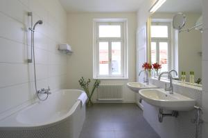 제임스 호텔 & 아파트 욕실