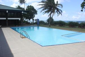 The swimming pool at or near Koggala Beach Hotel
