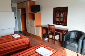 Oleskelutila majoituspaikassa Hotel Reima Country Center