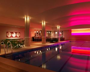 The swimming pool at or near Haymarket Hotel, Firmdale Hotels