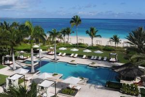 A view of the pool at Grace Bay Club or nearby