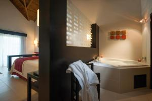 Een badkamer bij Punta Cana Princess All Suites Resort and Spa - Adults Only - All Inclusive