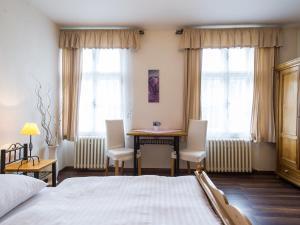 Posezení v ubytování Hotel Šumava