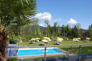A view of the pool at Dei Hotel Schönblick or nearby