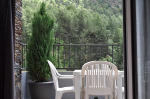 Un balcón o terraza de Apartaments Inter Esquí