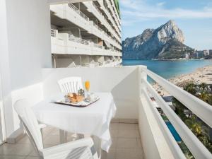 Балкон или терраса в AR Roca Esmeralda & Spa Hotel