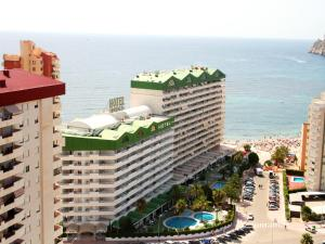 AR Roca Esmeralda & Spa Hotel с высоты птичьего полета