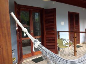 Uma varanda ou terraço em Pousada Villa Maritima