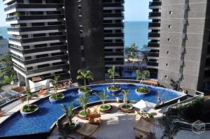 A view of the pool at Landscape Fortaleza 1506 Diamond or nearby