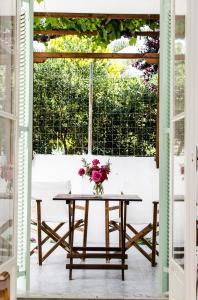 Μπαλκόνι ή βεράντα στο Georgias House