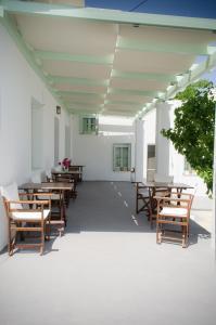 Εστιατόριο ή άλλο μέρος για φαγητό στο Georgias House